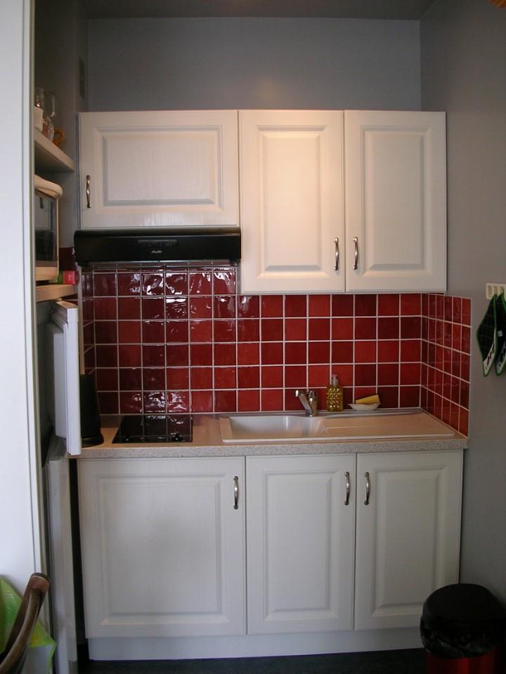 cuisine de l'appartement