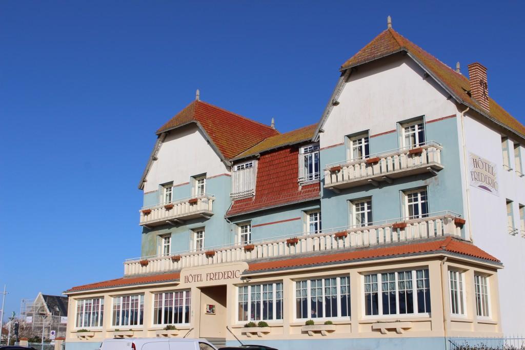 Hotel Fréderic sion sur mer