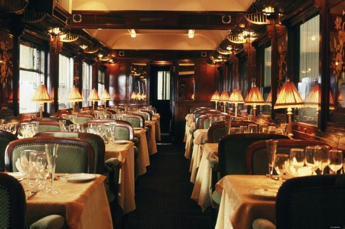 orient express salle restaurant