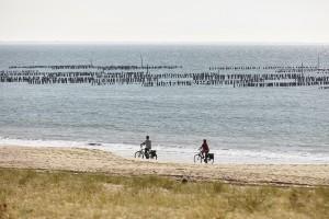 balade en vélo sur Noirmoutier