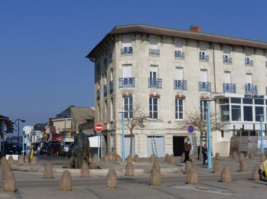 Hotel de la plage St Jean de Monts