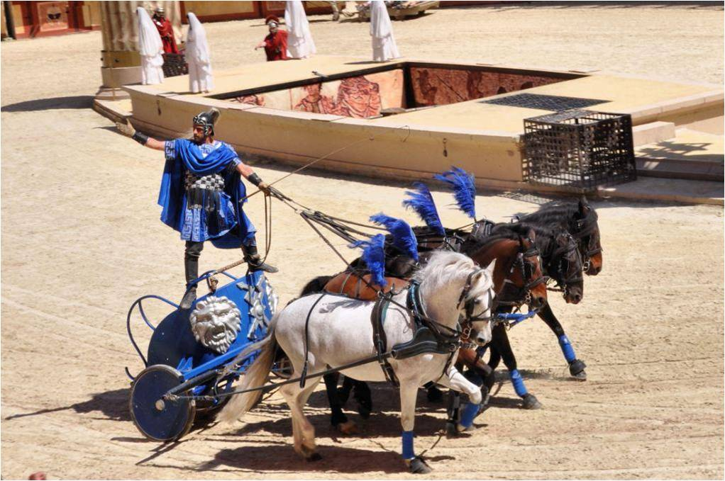 forum romain puy du fou